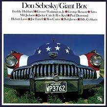 Don Sebesky/Giant Box