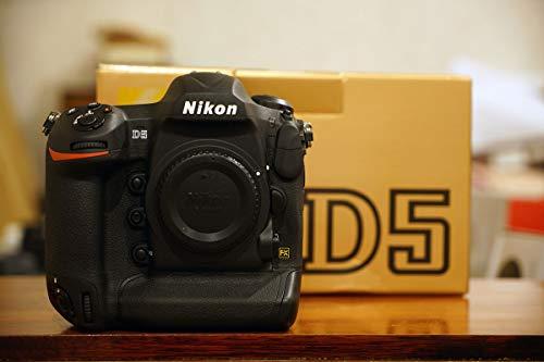 Nikon D5 20.8 MP FX-Format Digital SLR Camera Body (CF Version) (International Version) No Warranty