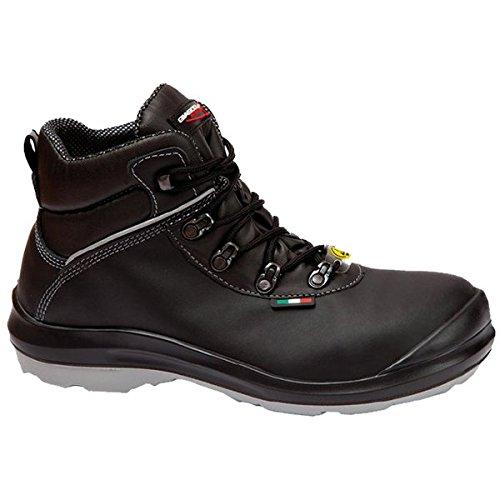 Giasco Schnürstiefel Canberra S3, Größe 46, 1 Stück, schwarz, 33L77C46