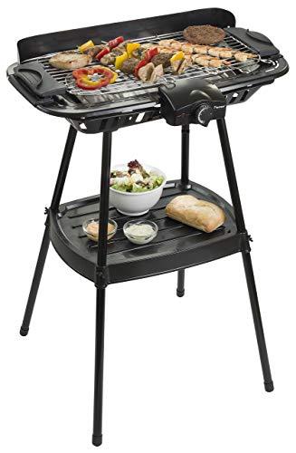 Bestron AJA902S Barbecue con treppiedi e termostato