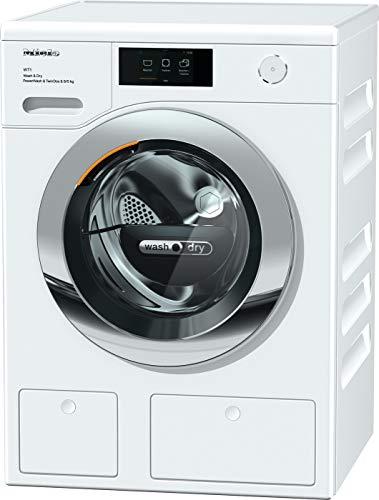 Miele WTR 860 WPM Frontlader Waschtrockner / 8 kg Waschen / 5 kg Trocknen / Schontrommel / automatische Dosierung - TwinDos / QuickPower / SingleWash / Vernetzung / 1600 U/min[Energieklasse D]