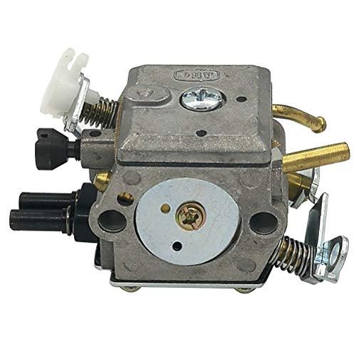 Cancanle Carburador para Husqvarna 362 365 371 372 372XP Motosierra