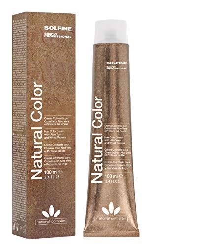 SOL.FINE - COLORATION SANS PPD - BLOND TRES CLAIR DORE N° 9.3-100 ml