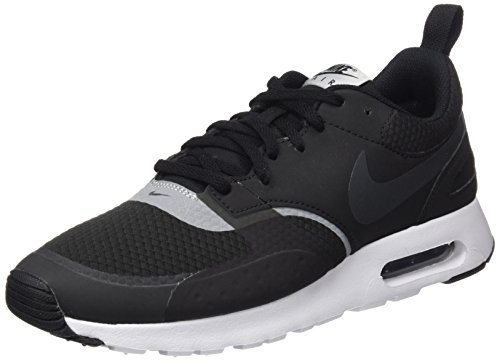 Nike Herren Air Max Vision SE Sneaker, Schwarz (Black/Anthracite-Reflective Silver), 44 EU