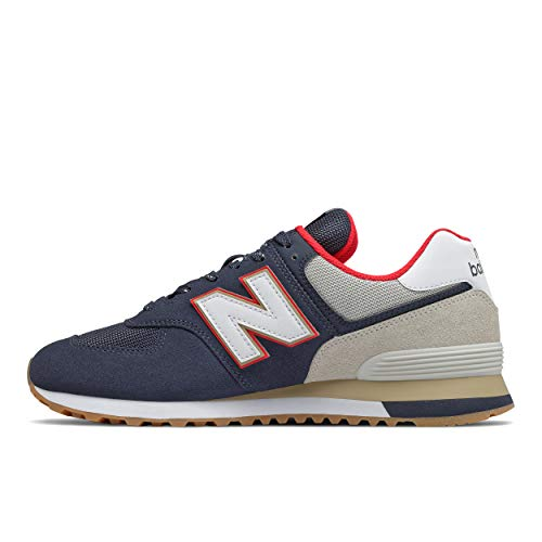 New Balance ML574SKB, Sneaker Hombre, Azul, 42.5 EU