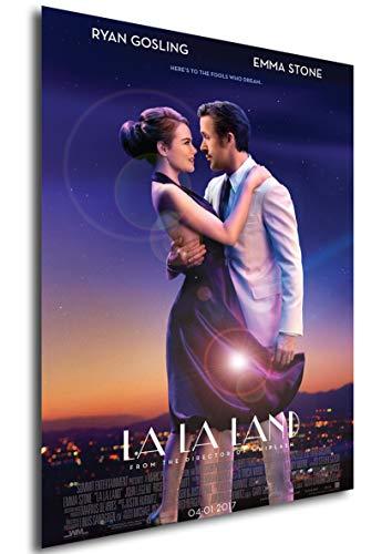 Instabuy Poster Cartel de pelicula - La Ciudad De Las Estrellas: La La Land (A3 42x30)
