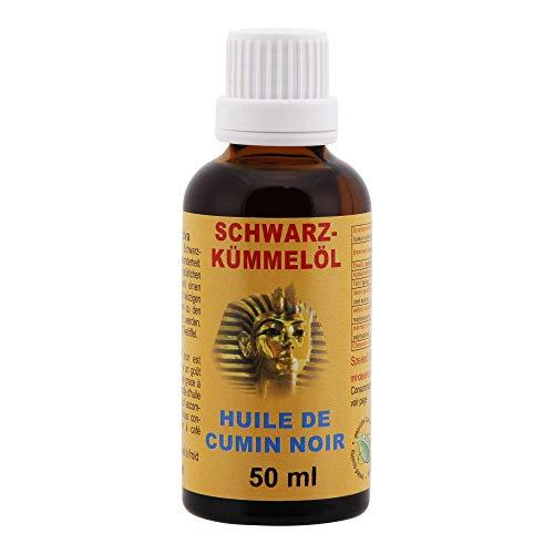 Olio di cumino nero Nigella sativa dall'Egitto 50ml