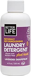 Better Life Laundry Detergent, Lavender Grapefruit, 4 Ounces