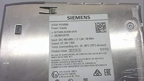 Siemens sitop - Fuente alimentación modular psu8200 24v 20a
