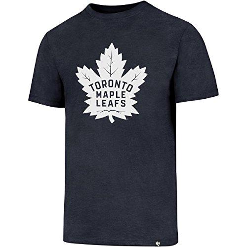 NHL T-Shirt Toronto Maple Leafs Club Logo 47 Brand Eishockey (XXL)