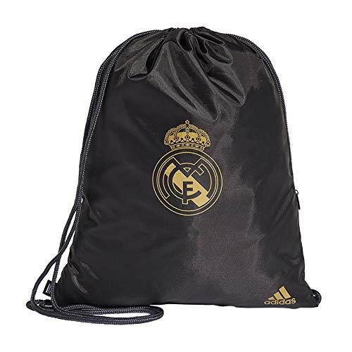 adidas Performance Real Madrid Gym Bag Black/Gold OS