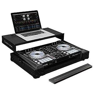 Odyssey Cases FZGSPIDDJSR2BL, Black Label DJ Controller Case for Pioneer DDJ-SR2
