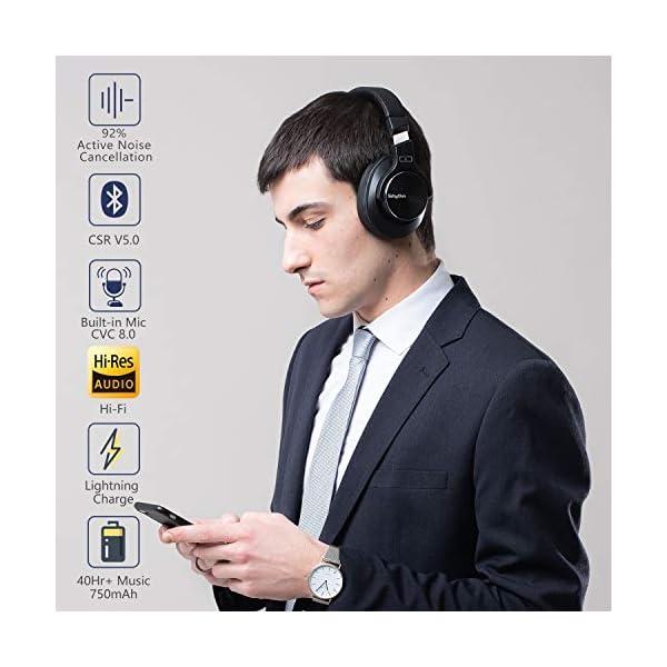 Auriculares-Inalmbricos-con-Cancelacin-Activa-de-Ruido-Bluetooth-50-Srhythm-NC75-Pro-con-Micrfono-CVC80-Carga-Rpida-Hi-Fi-40-Horas-de-Reproduccin-Baja-Latencia