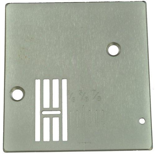Riccaer - Placa de aguja para máquina de coser