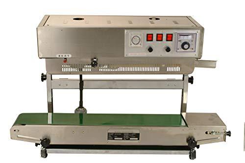 Best Review Of JOYGOAL continuous plastic bag sealer heat sealing machine