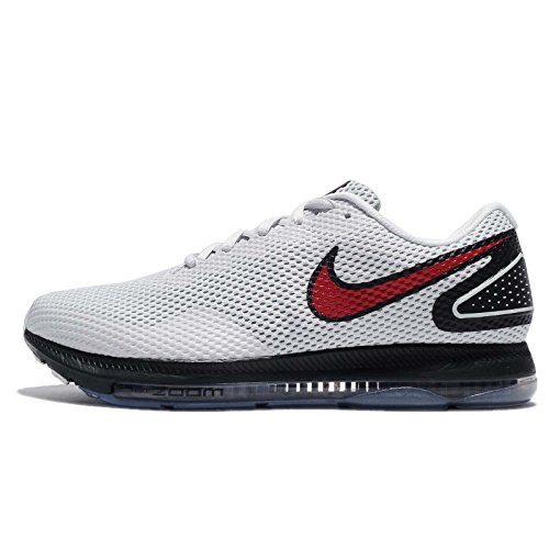 Nike Zoom all out Low 2, Scarpe Running Uomo, Multicolore Pure Platinum Univer 006, 40.5 EU