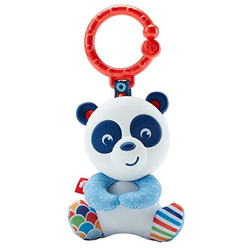 Fisher-Price - Sonajero Oso Panda con Espejo