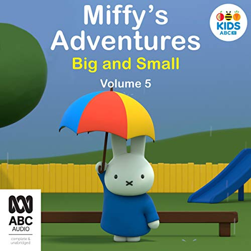Miffy's Adventures Big and Small: Volume Five cover art