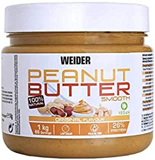 comprar comparacion Weider Peanut Butter - 1 Kg