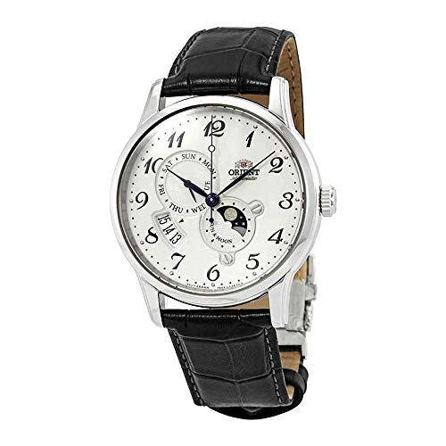 Orient Classic Automatic White Dial Men's Watch RAAK0003S10B