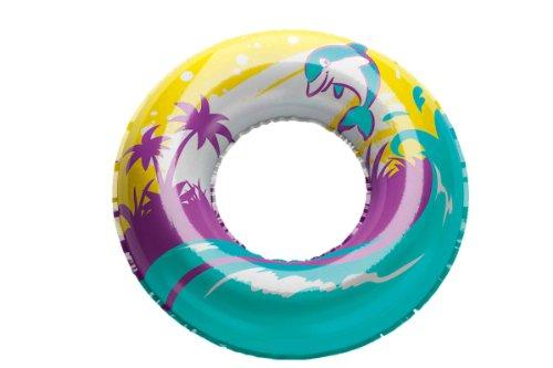 Fashy Kinder Schwimmring Palm Beach, Bunt