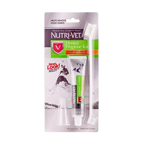 Nutri-Vet Dental Hygiene Kit for Dogs