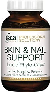 Gaia Herbs Professional Solutions Skin & Nail Support by Gaia Herbs