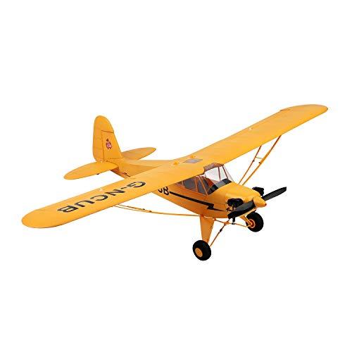 GoolRC A160 RC Avión de Control Remoto sin escobillas de 5 Canales para Adultos Truco de Vuelo Aviones RC 3D 6G Modo al revés (2 Batería)