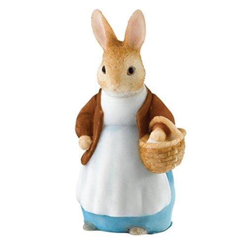 Beatrix Potter Figurine Mrs Rabbit