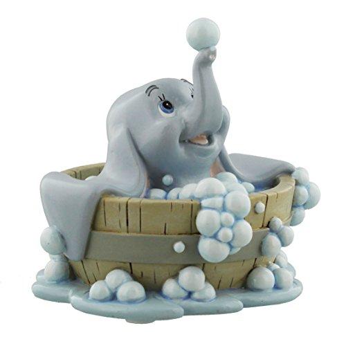 Disney Magical Moments-Dumbo In Badewanne - 10cm