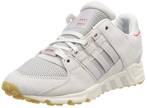Adidas EQT Support RF W, Zapatillas de Gimnasia para Mujer, Gris (Grey One/Footwear White/Footwear White Db0384), 36 EU
