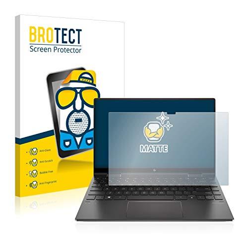 BROTECT Entspiegelungs-Schutzfolie kompatibel mit HP Envy x360 13-ay0359ng Bildschirmschutz-Folie Matt, Anti-Reflex, Anti-Fingerprint