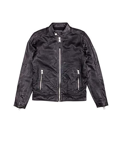 Calvin Klein Simple Racer Jacket Chaqueta para Hombre