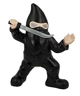 Thumbs Up Garden Ninja Gnome
