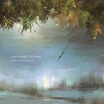Low Chance Of Rain
