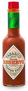 TABASCO Family Reserve Pepper Sauce, 5 Ounce