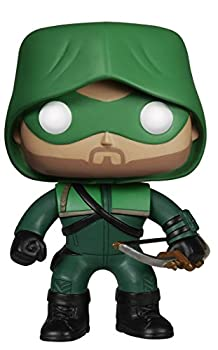 green arrow bobblehead
