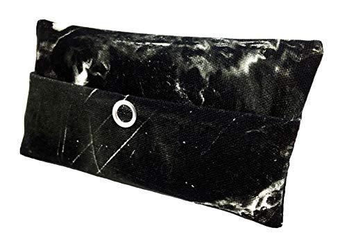 Taschentücher Tasche Marmor schwarz Design Adventskalender Befüllung Wichtelgeschenk Mitbringsel Give Away Mitarbeiter Weihnachten Abschied Geschenk Marblestone