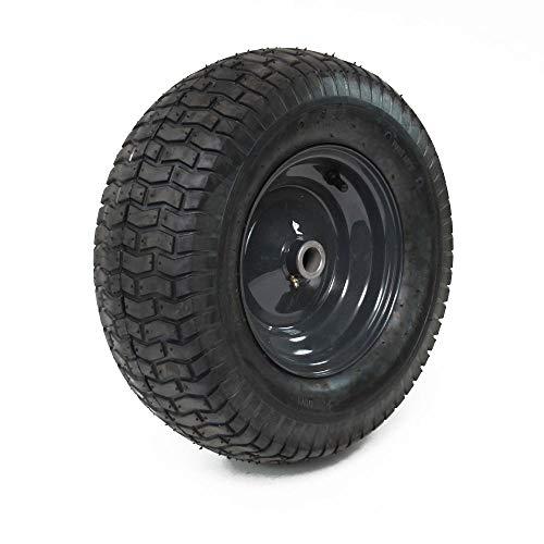 Craftsman 6001744 Lawn Tractor Dump Cart Attachment Wheel Genuine Original Equipment Manufacturer (OEM) Part