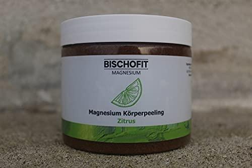 Magnesium Körperpeeling Zitrus, 500 g