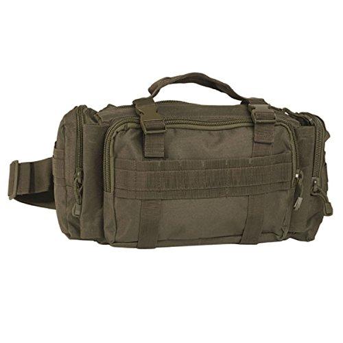 Copytec Tactical Gürrteltasche Oliv Outdoor Survival Molle System Kameratasche #16039