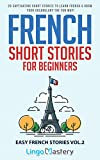 French Short Stories for Beginners: 20 Captivating Short Stories to Learn French & Grow Your Vocabulary the Fun Way! (Easy French Stories t. 2)