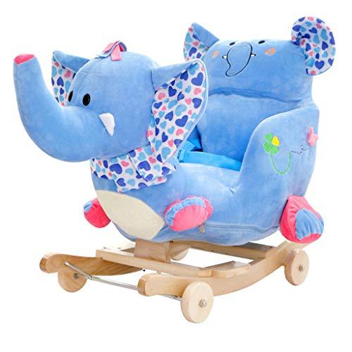 Sumnacon Coussin Rehaussement Coussin de Si/ège Chaise Haute pour Enfant Repas,Voyage /él/éphant
