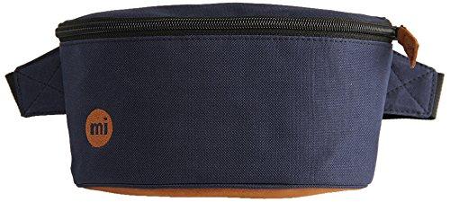 Mi-Pac Bum Bag Mochila Tipo Casual, 22 cm, 2 litros, Classic Navy