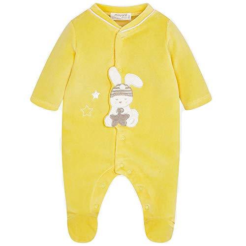 Mayoral Pijama Bebe Niño 1-12 Meses (1/2 Meses)
