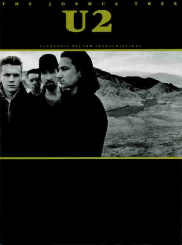Partition : U2 Josuah Tree Recorded Version Tab