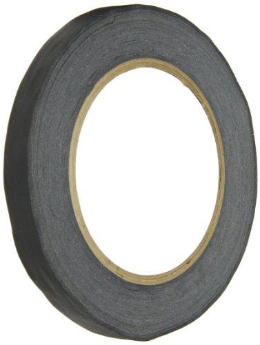 Tapecase TC602–1,3cm x 60yd-black TC602nero Paper Masking tape–1,3cm x 54,9m
