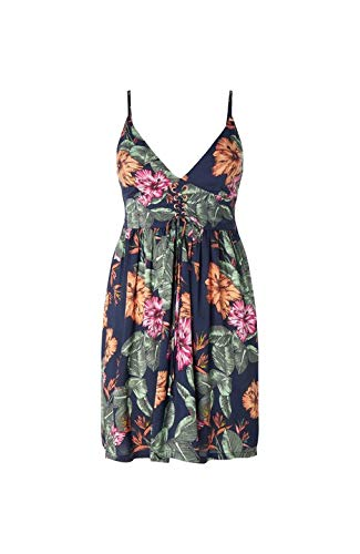 O'NEILL LW Tolowa Strappy Robe Courte pour Femme Multicolore Taille XS