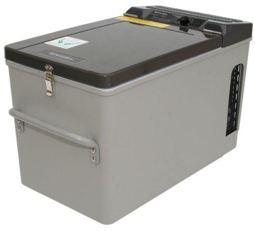 17 Quart Portable top-Opening 12/24V DC - 110V/120V AC Fridge-Freezer