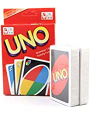 CN UNO Famous Playing Cards Game